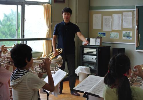 8.30吹奏楽セミナー①.JPG